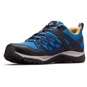 Columbia Wayfinder Outdry Shoes Men blue jay/baker